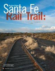 Kory Kilmer's feature - Rails-to-Trails Conservancy