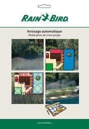 Rain Bird Compte-goutte pour microtuyau XB-05PC XB-20PC Blau 2l//h XP-05PC XB-10PC