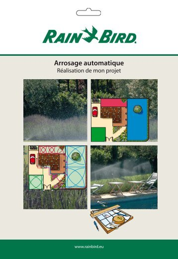 Arrosage automatique - Rain Bird irrigation