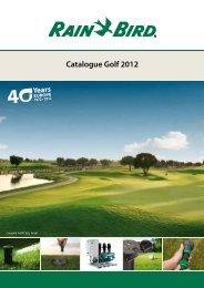 Catalogue Golf 2012 - Rain Bird irrigation