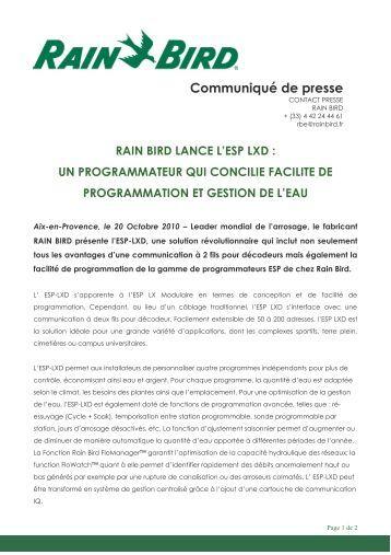rain bird stp 600i manual