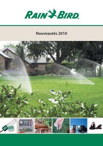 Nouveautés 2010 - Rain Bird
