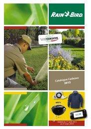 Télécharger notre catalogue cadeaux 2013 - Rain Bird