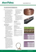 Nuovi prodotti 2012 - Rain Bird - Page 3