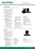 Nuovi prodotti 2012 - Rain Bird - Page 5