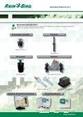 Arrosage automatique 2012 - Rain Bird - Page 7