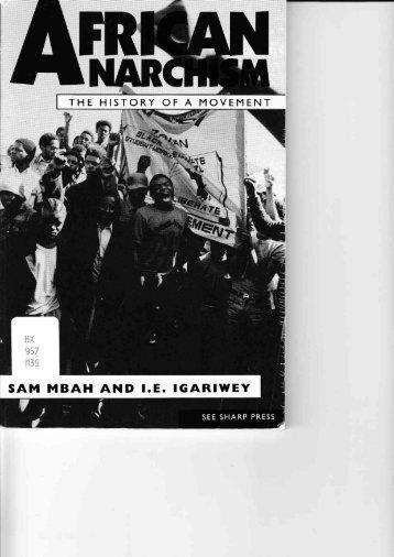 SAM MBAH AND T.E. IGARTWEY - Libcom