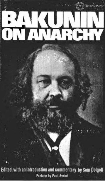 Bakunin on Anarchy (1971).pdf - Libcom