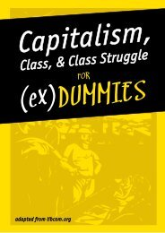 Capitalism, Class, and Class Struggle for - Libcom