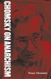 Chomsky on Anarchism.pdf - Zine Library