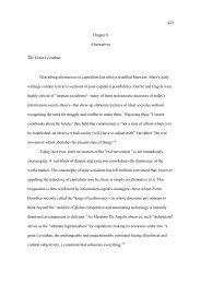 Chapter 8 Alternatives - Faculty of Information & Media Studies