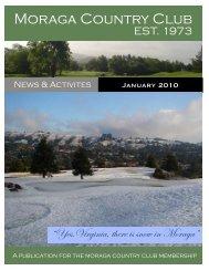 Moraga Country Club - Golf Fusion