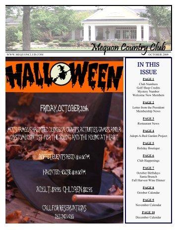 October Newsletter.pub - Golf Fusion