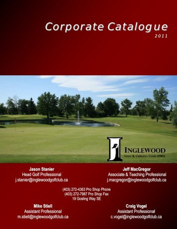 Corporate Catalogue XEROX.pub - Golf Fusion