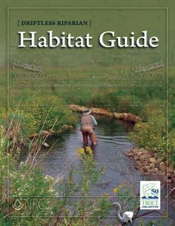 Driftless Riparian Habitat Guide Part 1