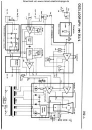 HM 312 - Rainers - Elektronikpage