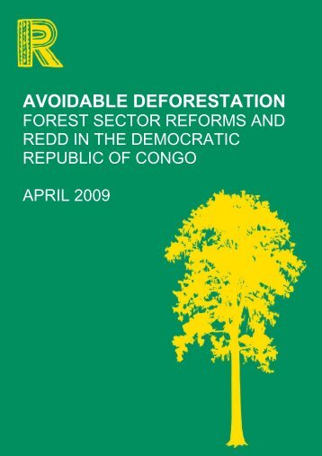 Download report as PDF - Rainforest Foundation UK