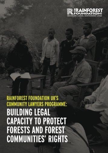Download file - Rainforest Foundation UK