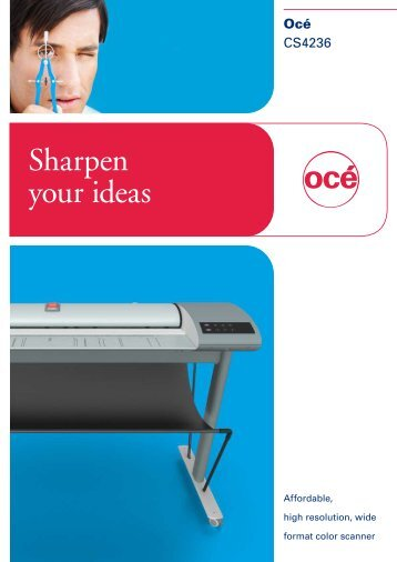 Sharpen your ideas
