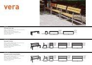 Parkbank vera - Raiss Baustoffe: Home