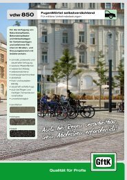 Datenblatt vdw 850.pdf - Raiss Baustoffe: Home
