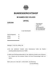 IX ZR 218/05 - Hanseatische Rechtsanwaltskammer Hamburg