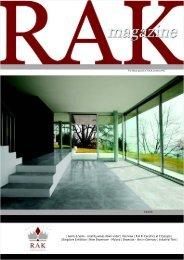 January 2008 - RAK Ceramics