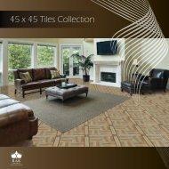 45 x 45 Tiles Collection - RAK Ceramics