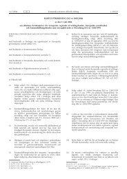 RÅDETS FÖRORDNING (EG) nr 1083/2006 av den 11 juli 2006 om ...