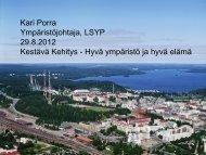 Lahden seudun ympäristöpalvelut - Rakennerahastot.fi
