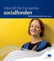 Hävkraft från Europeiska socialfonden (pdf) - Rakennerahastot.fi