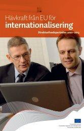 internationalisering - Rakennerahastot.fi