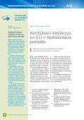 RakenneRahastojen uutiskiRje - Rakennerahastot.fi - Page 6
