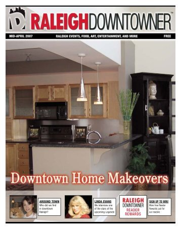 downtowner april 2007 full.qxd (Page 1) - Raleigh Downtowner