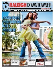 plain PDF file (7.9 mb) - Raleigh Downtowner