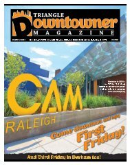 plain PDF file (8.6 mb) - Raleigh Downtowner