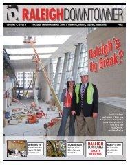 Volume 4, Issue 3: Raleigh's Big Break? - Raleigh Downtowner