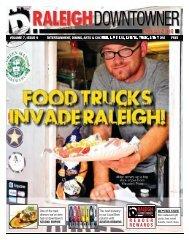 Downtowner Magazine: Food Trucks Invade Raleigh! Volume 7 ...