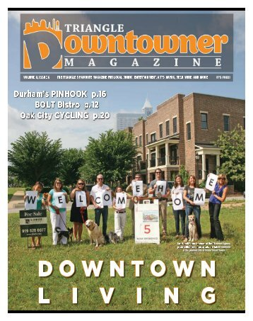 plain PDF file (10.3 mb) - Raleigh Downtowner