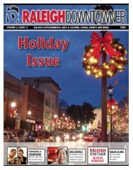 downtowner nov color.qxd (Page 1) - Raleigh Downtowner