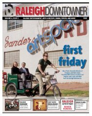 downtowner feb color.qxd (Page 1) - Raleigh Downtowner