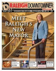 plain PDF file (12.6 mb) - Raleigh Downtowner