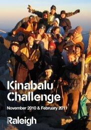 Kinabalu Challenge - Raleigh International