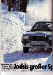 'S'oi' - Rallye Frieg