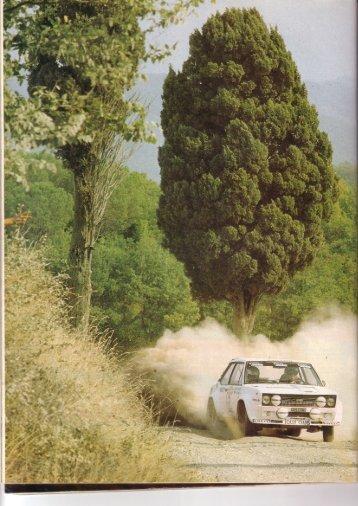 Rallye Racing, November 1980 - Rallye Frieg
