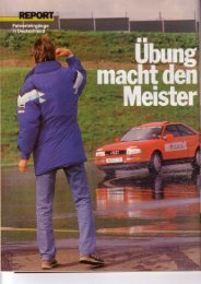 Rally Racing, Mai 1990 - Rallye Frieg