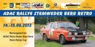 Flyer DL Retro.cdr - ADAC Rallye Stemweder Berg