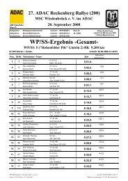 WP5 - Rallye200-info