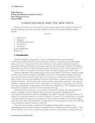 Manuscript, [PDF] - Ralph Abraham
