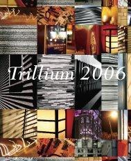 trillium 2006 - Ramapo College of New Jersey